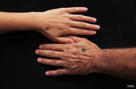 One photo project focused on the traditional and modern tattoo culture in Turkey. (Photo courtesy of the BAK project)