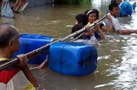 Asia Faces Rising Death Toll  From Heavy Rains