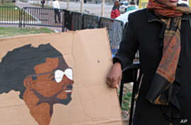 Occupy Protesters Join Lumumba Commemorations