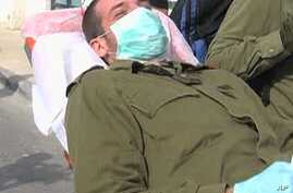 Israel Practices Biological Attack Response