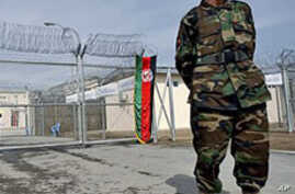 UN Says Detainees Tortured in Afghan Jails