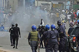 Ivory Coast Protests Turn Deadly