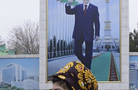 Turkmenistan Votes in National Elections Sunday