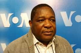 Ray Choto reports for VOA's Zimbabwe Service. As part of the International Consortium of Investigative journalists, he's collaborating on the so-called Panama Papers project. (C. Guensburg/VOA)