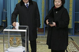 Nazarbayev Expected to Win Snap Elections in Kazakhstan