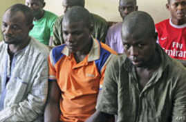 4 Suspects in Nigeria UN Bombing Make Court Appearance