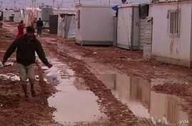 Early Storms Foretell Another Hard Winter for Syria Refugees