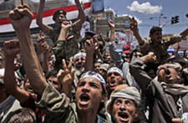 Scattered Yemen Protests Continue Despite Transition Accord
