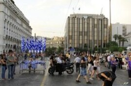 Greece Suffers Brain Drain as Youths Hunt for Work