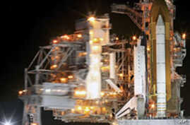Space Shuttle Launch Delayed by Technical Problems