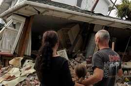 Quake Damage May Force Rebuilding of New Zealand City