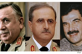 Syrian Ministers Killed in Damascus