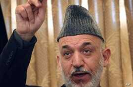 Karzai Seeks More Equipment From NATO