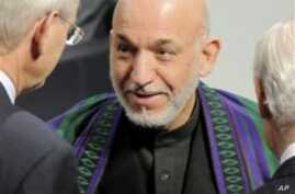 Karzai Sets March 21 as Start of Security Transfer to Afghan Forces