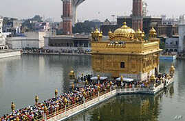 Obama's Stop at Sikh Golden Temple During India Visit Unclear
