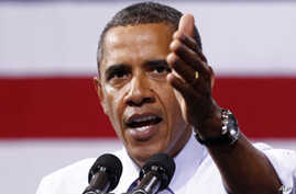 Obama Starts Campaign For Jobs Plan