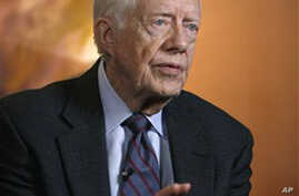 Carter: South Sudan Vote Will Meet International Standards