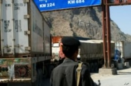 Pakistan: NATO Supply Route Could Reopen for a Price