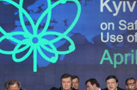 International Leaders Attend Nuclear Safety Conference