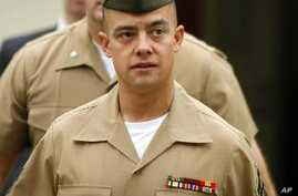 Last US Marine Stands Trial for Iraq Killings