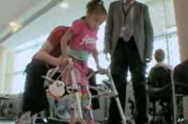 Recovered Quadriplegic Inspires People with Spinal Cord Injuries