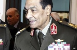 Egypt's Tantawi to Partially Lift State of Emergency Wednesday