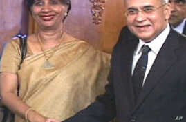 Top Diplomats From India, Pakistan Meet on Sidelines of Regional Conference