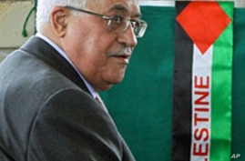 Palestinian Leader Calls For New Peace Plan