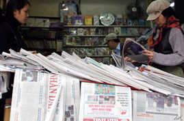Advocacy Groups Criticize Vietnam's Media Decree