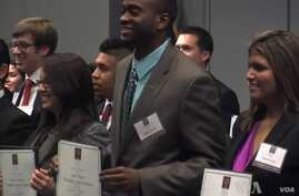 Thirty-four emerging young professionals have completed the Houston Emerging Leaders program course aimed at boosting their skills and confidence to help mold the Texas city's future.