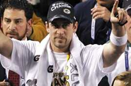 Green Bay Packers Win NFL Super Bowl