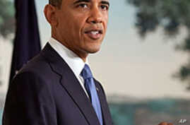 Obama Presses Both Parties to Compromise on Debt