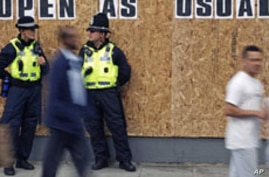 Experts Cite Underlying Causes for UK Riots