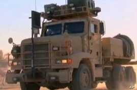 US Withdrawal From Iraq Nears Completion