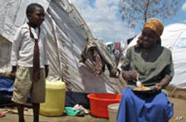 Kenyan Lawmaker Sues Over Failure to Resettle IDPs