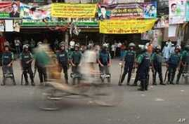 Mass Detentions Reported in Bangladesh Ahead of Nationwide Strike