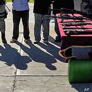 US Targets Traffickers Linked to Mexican Drug Cartel