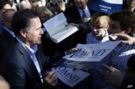Romney Looks to Hold Off Challengers in South Carolina Primary
