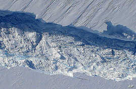 Scientists to Drill Huge Hole in Antarctic Ice