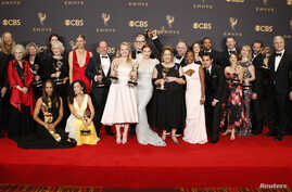 69th Primetime Emmy Awards – Photo Room – Los Angeles, Cal