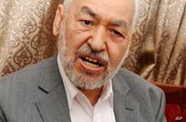 Tunisia Islamist Leader Does Not Support an Islamic State