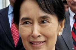 Aung San Suu Kyi (file photo)