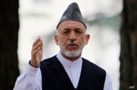 Karzai Reaches Out to Pakistan After India Deal