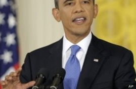 Obama Discusses Economy, Chinese Currency, Pakistan