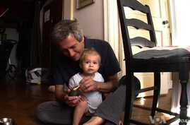 New York Dads Reflect Trend of More Engaged Fatherhood