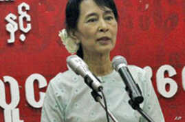 Aung San Suu Kyi's Group Calls for Talks to Review Burma S