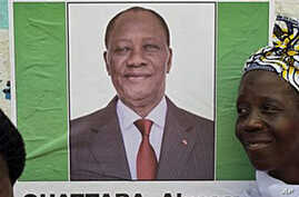 Electoral Commission Says Opposition Candidate Wins Ivory Coast Election