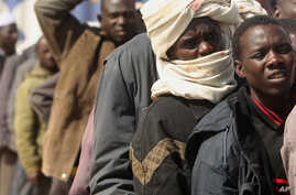 Nigerien Migrants Airlifted Out of Tripoli