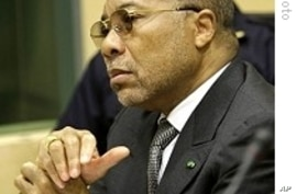 Supermodel to Testify Against former Liberian President Taylor