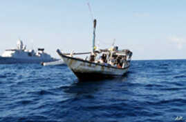 Somali Pirates Free Greek-Owned Cargo Ship